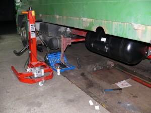 Nádrž LPG 160litrů