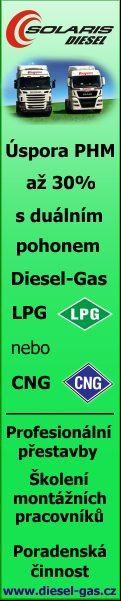 Dieselgas LPG & CNG
