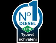 Diesel LPG typové schválení a homologace systému pro duální pohony dieselů